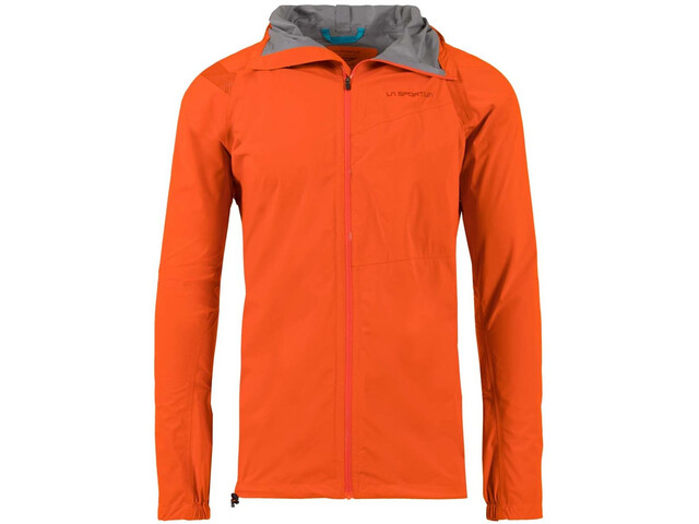 La Sportiva Run Veste Homme, pumpkin
